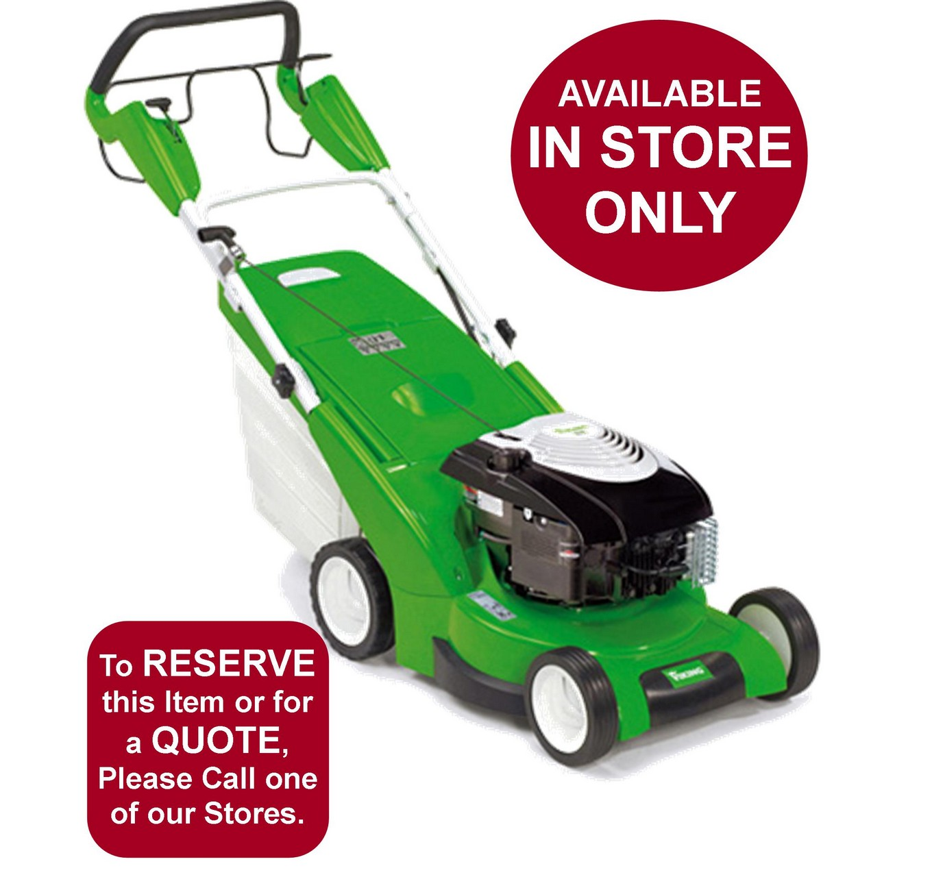 MB 545 VM Lawn Mower 2.3kW