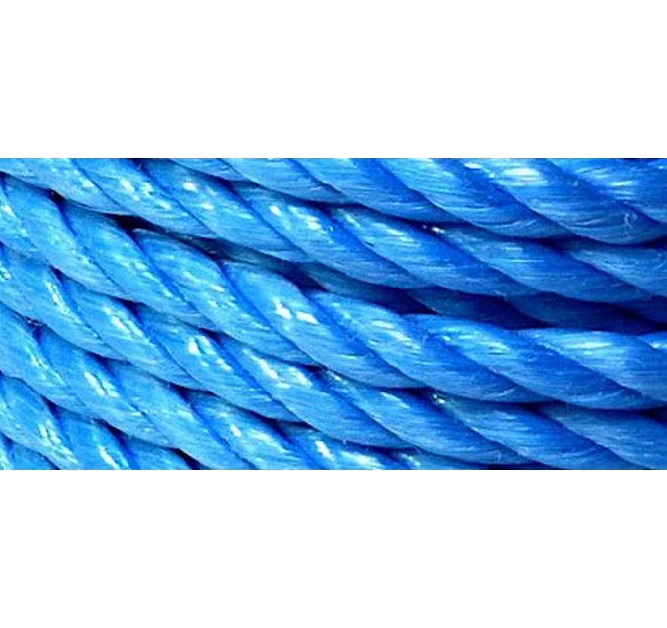 Blue Poly Rope 6mm x 15m