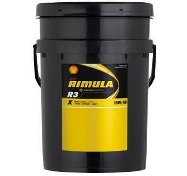 Rimula X 15W40 20Ltr