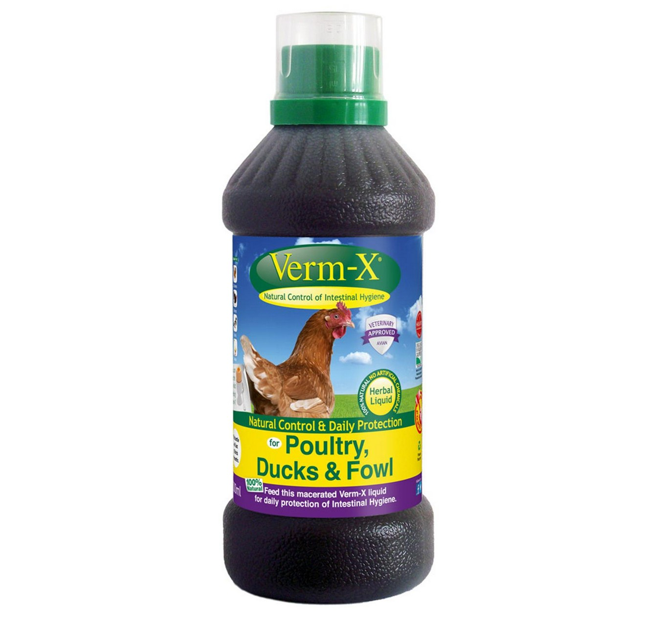 Verm-X for Poultry 500ml