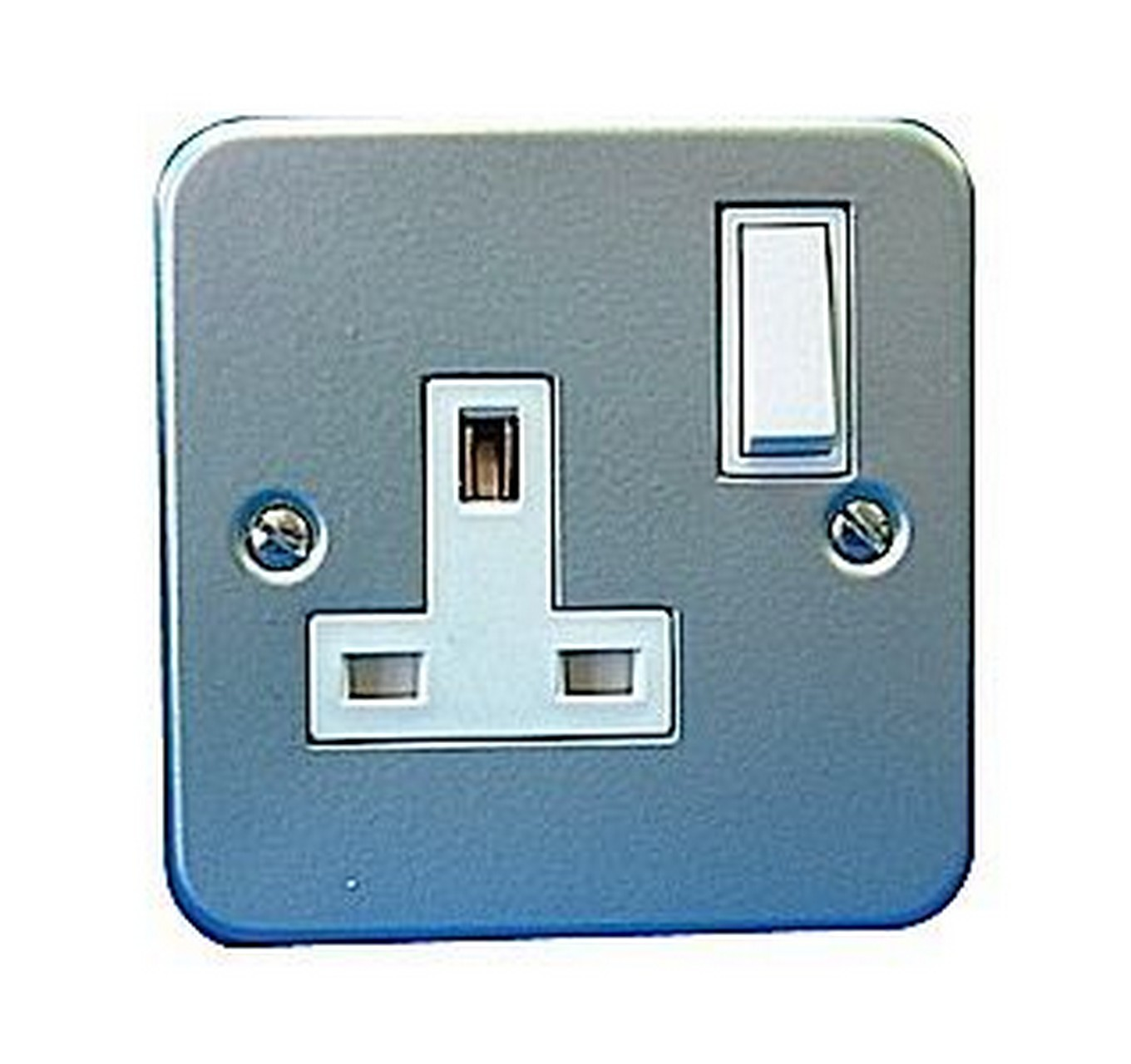 1 Gang Metal Clad Socket