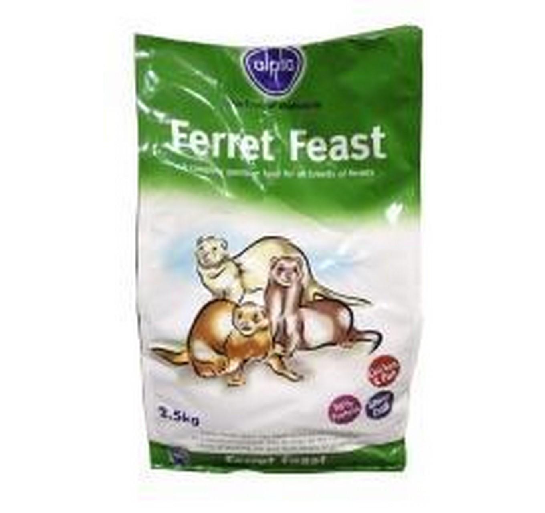 Alpha Ferret Feast 2.5kg