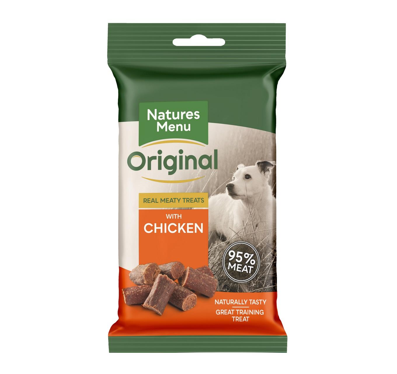 Chicken Mini Treats 60g