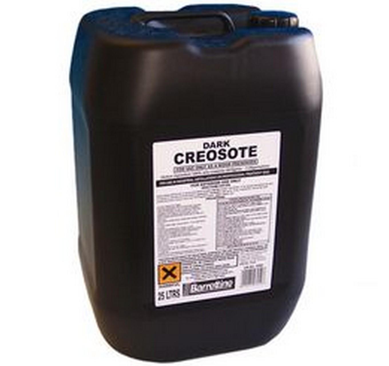 Traditional Dark Creosote 25L