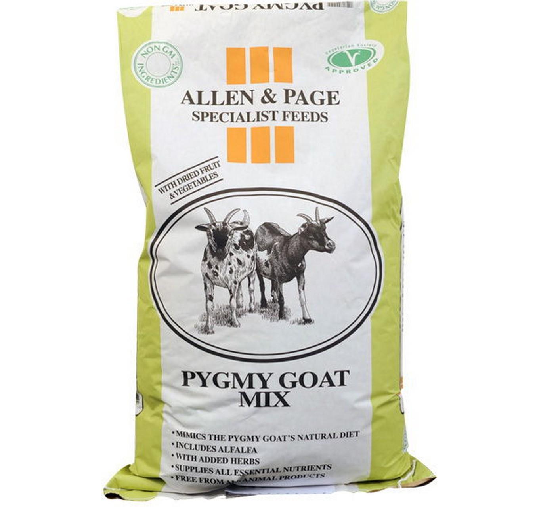A&P Pygmy Goat Mix 15kg