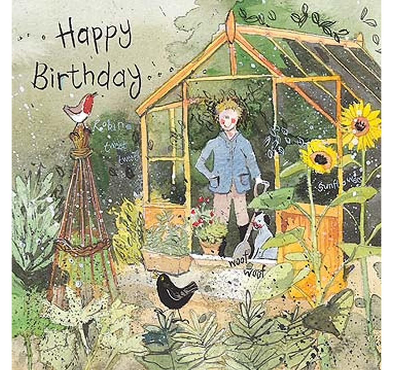 Card Greenhouse