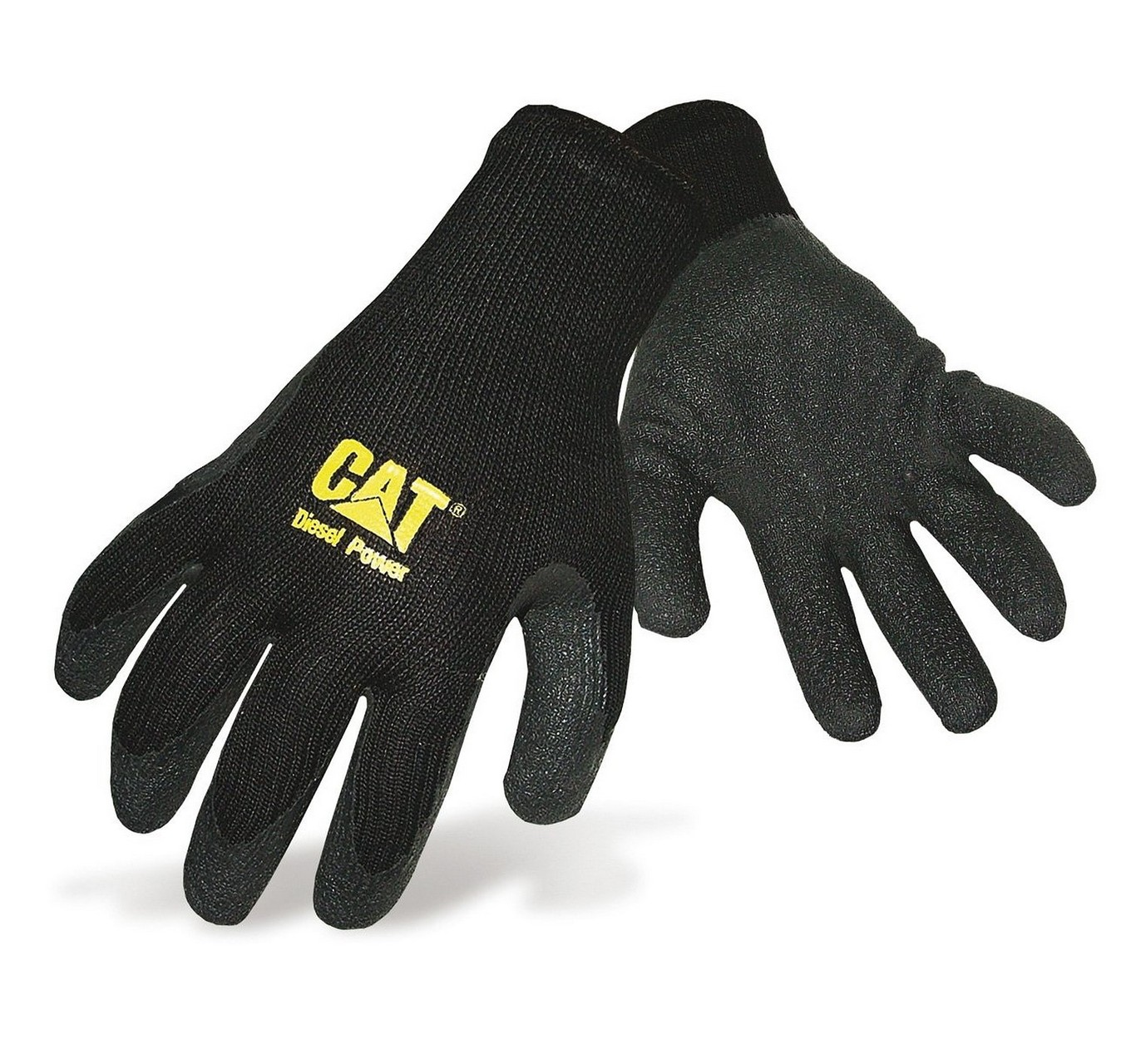 CAT Latex Palm Gloves XL