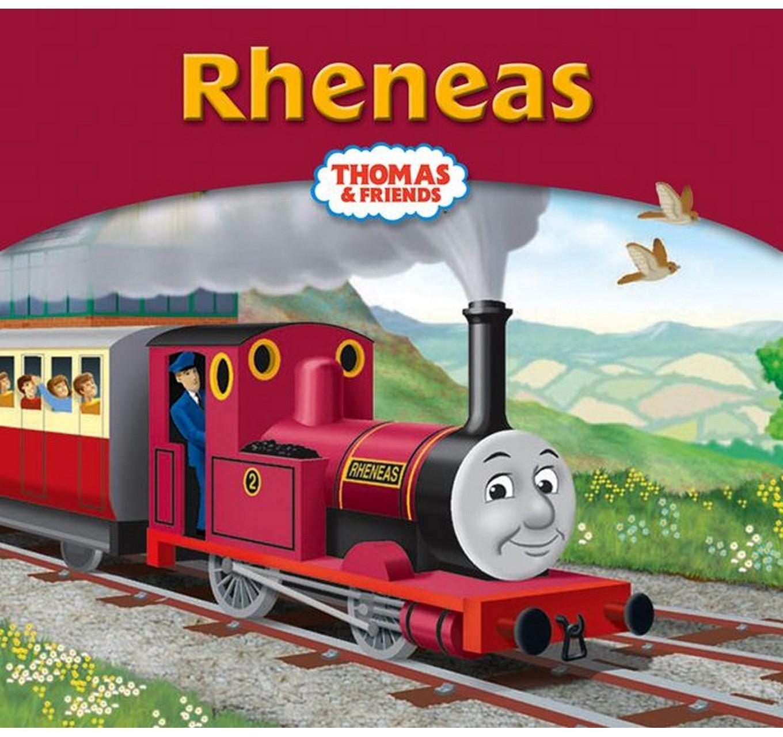 Rheneas Book