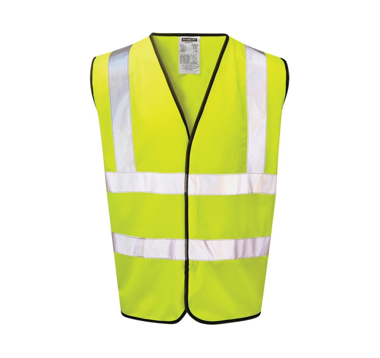 HI-VIS Waistcoat M Yellow