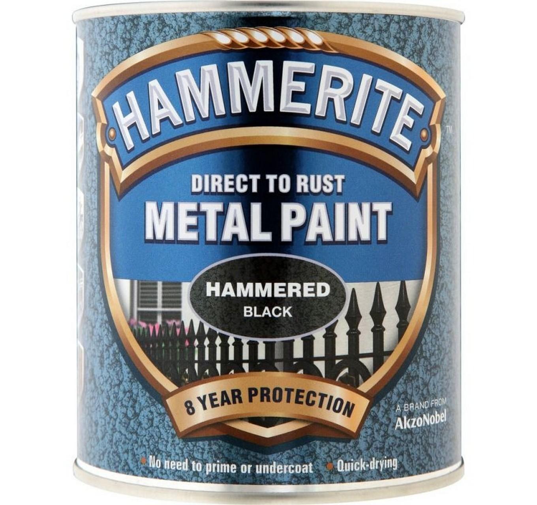 Hammered Black 750ml