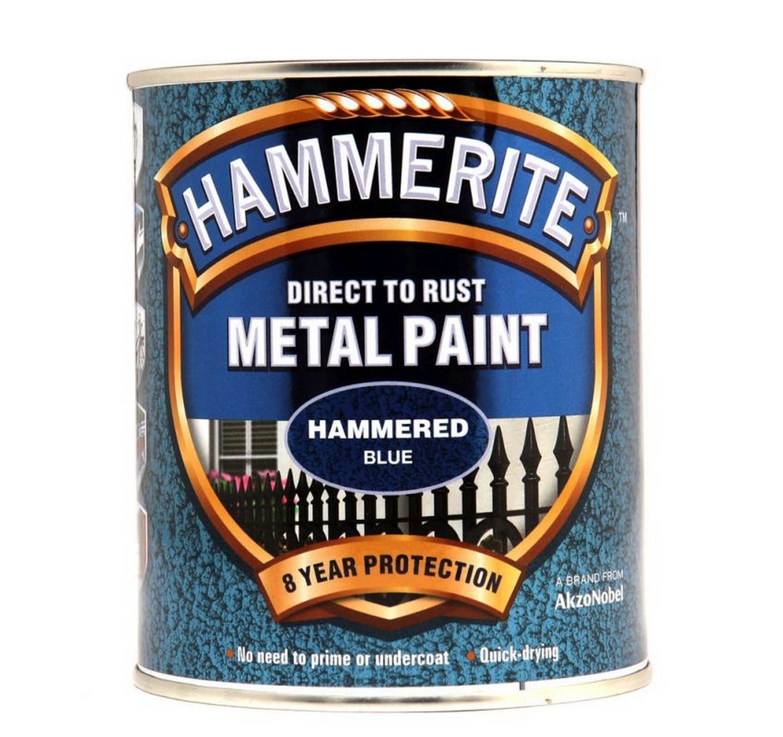 Hammered Blue 750ml
