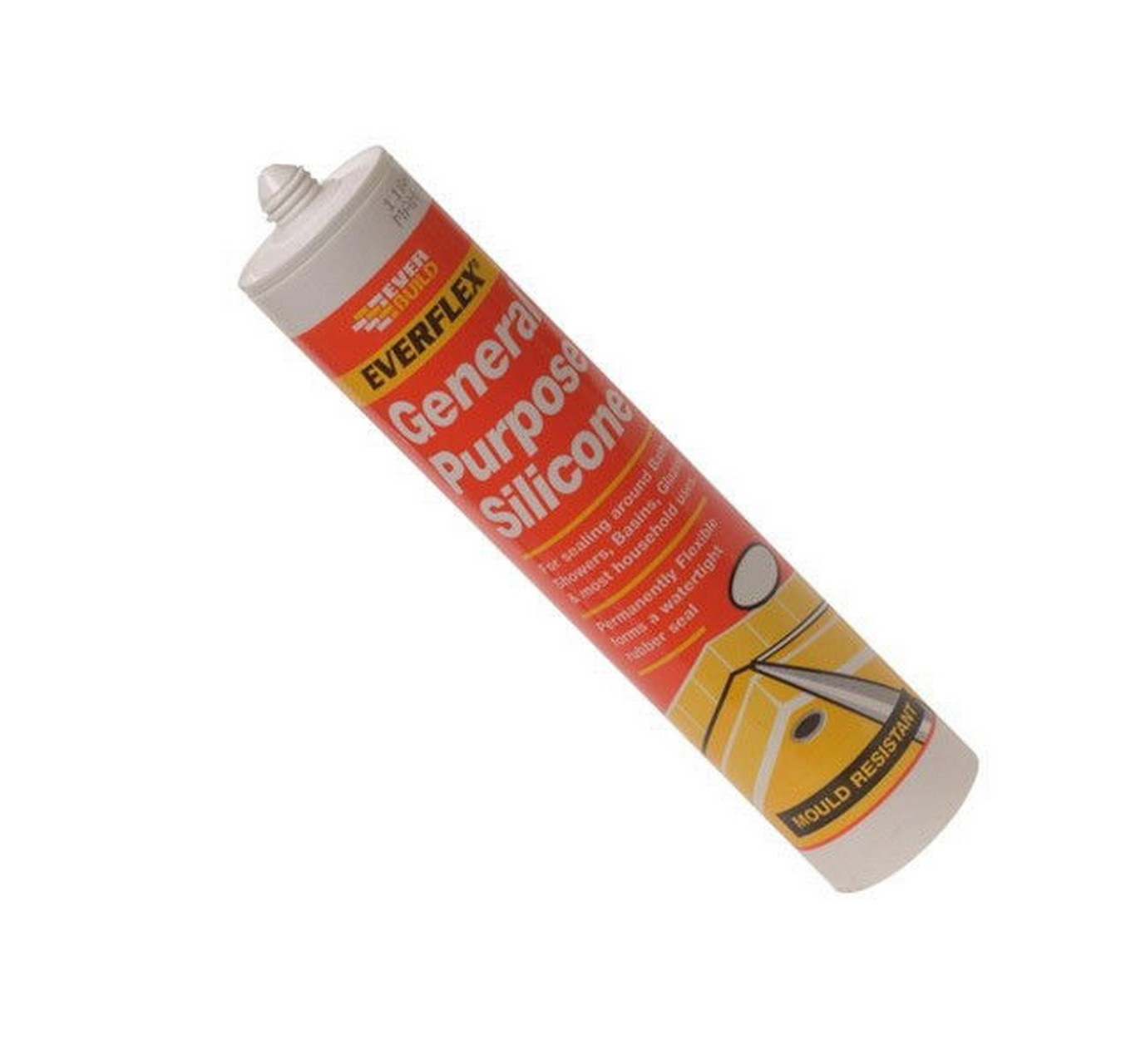 Silicone Sealant White