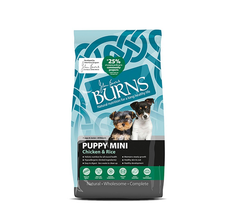 Burns Puppy Mini Chicken 2kg