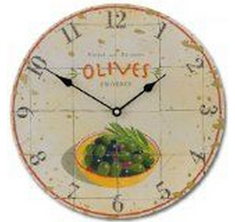 Clock Olives