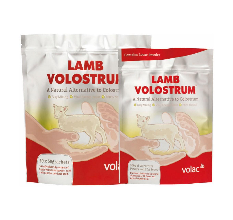 Volostrum Lamb 50g Sachet 10pk