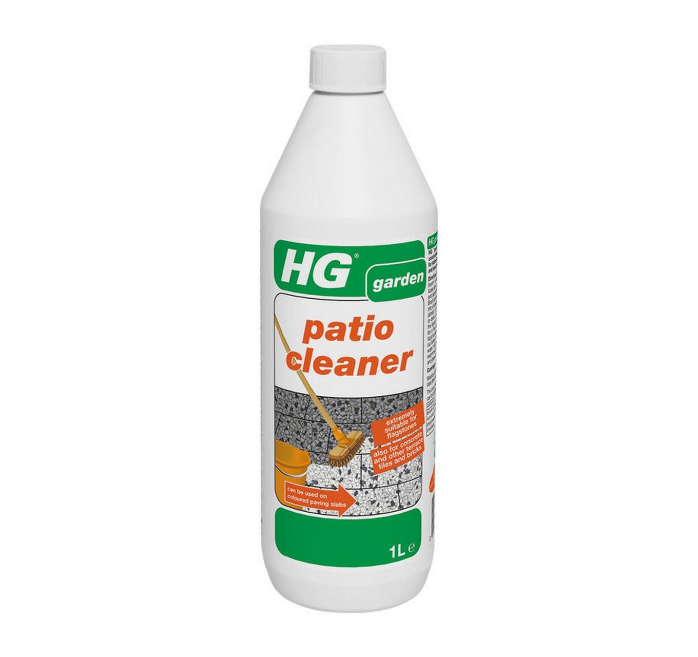 Hg Patio Cleaner 1ltr