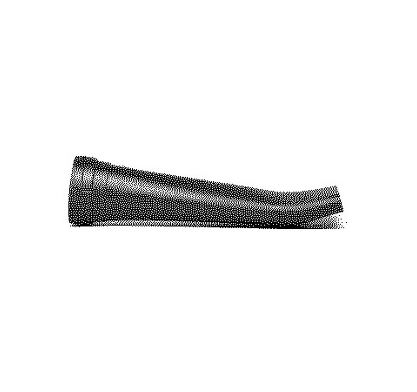 Curved Flat Nozzle