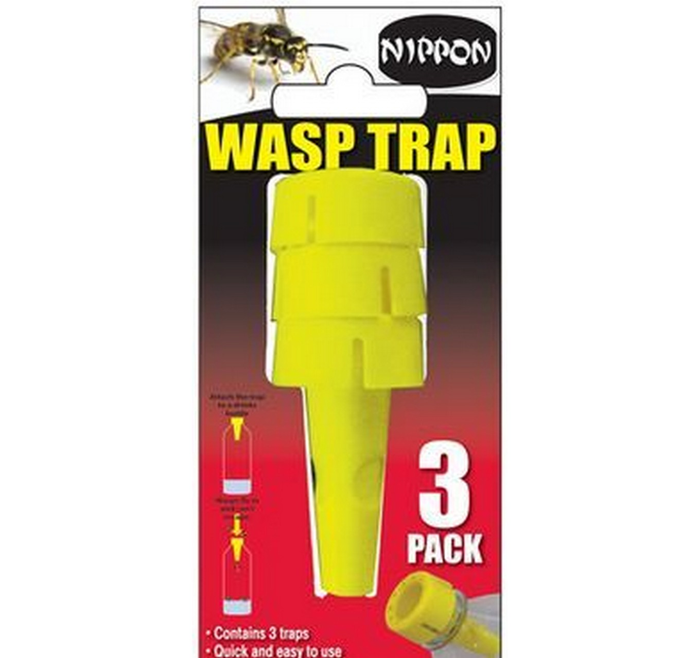 Wasp Trap 3 Pack