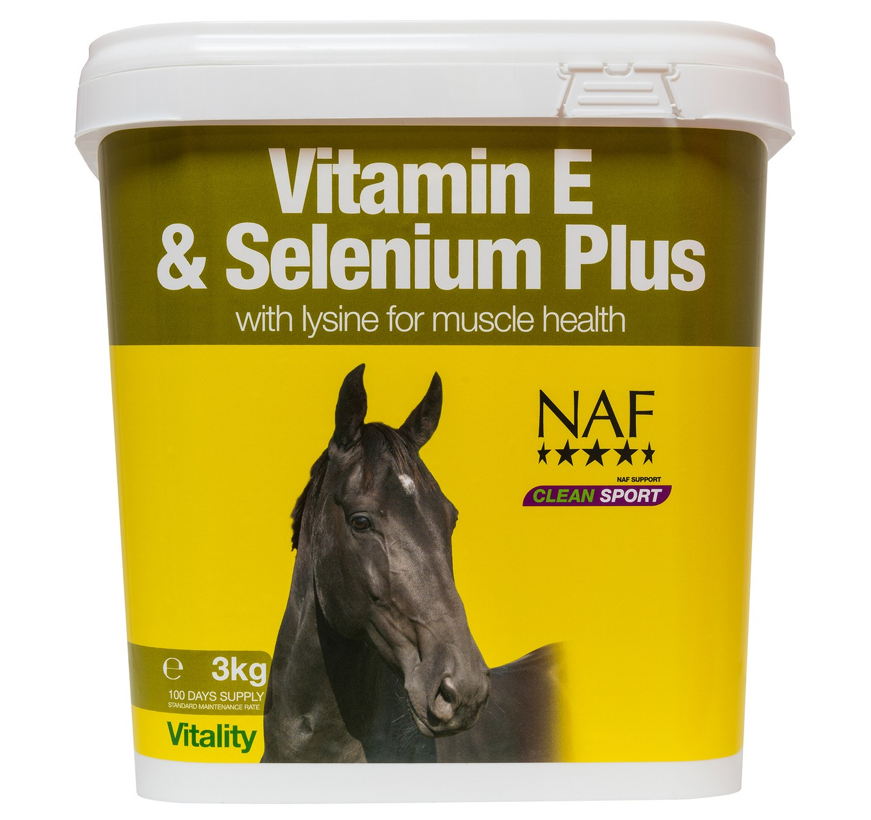 Vitamin E & Selenium + 2.5kg