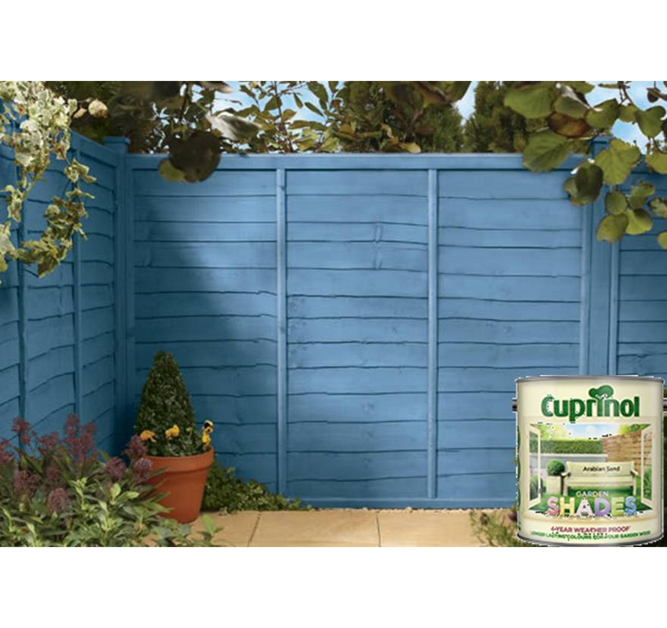 Garden Shades Forget Me Not 1L