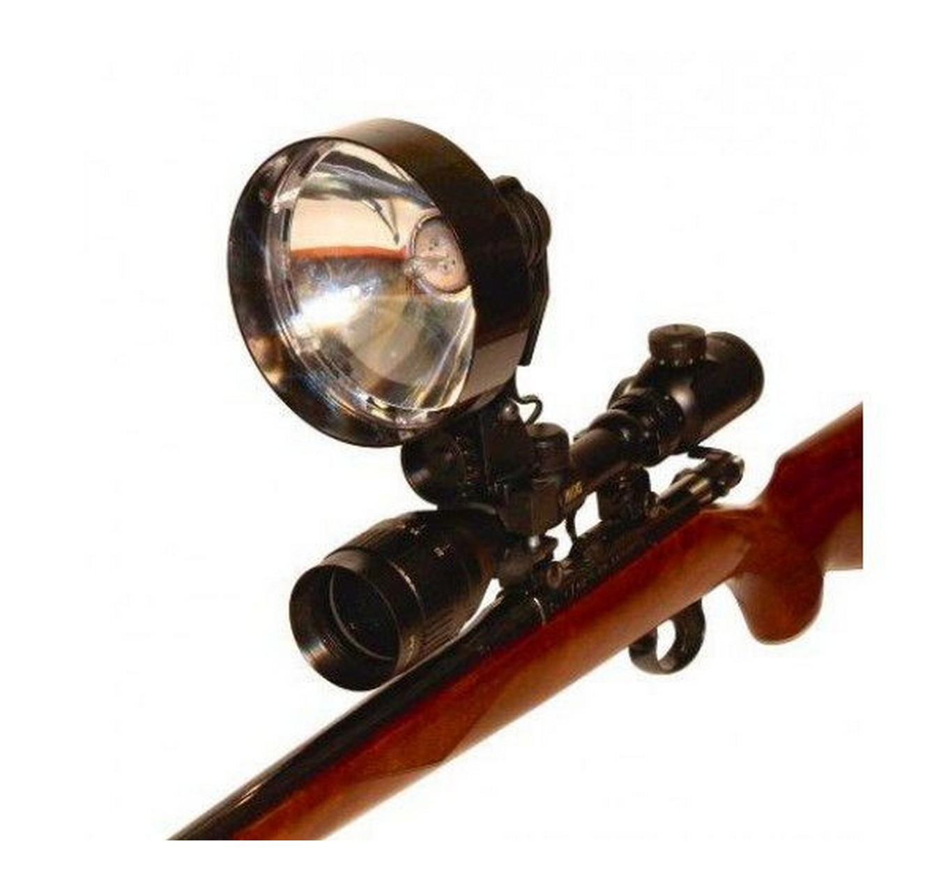 Scope Mounted Lamp 140mm