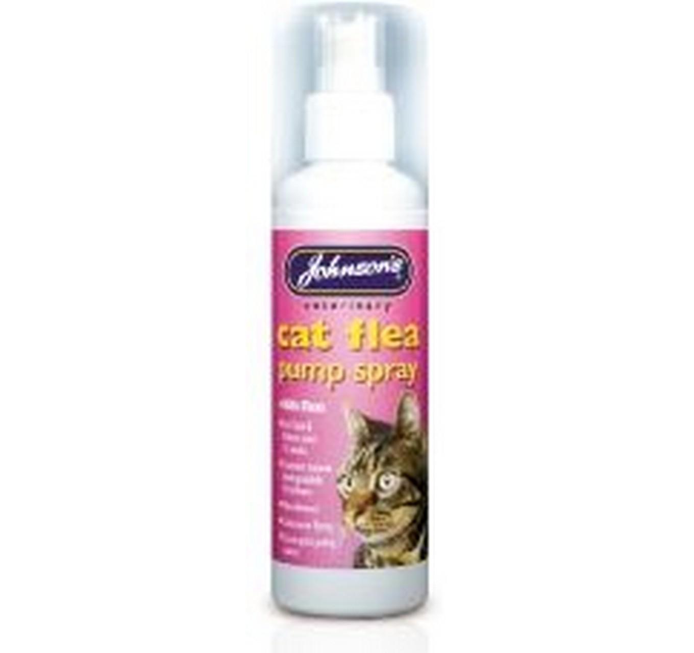 Cat Flea Pump Spray 100ml