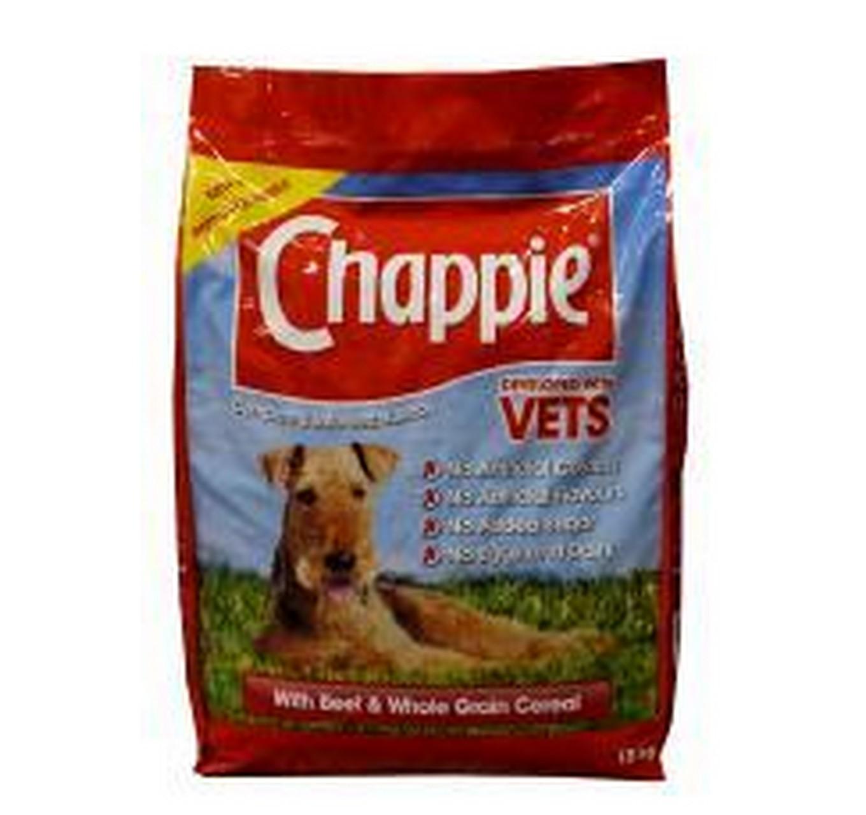 Chappie Beef 15kg