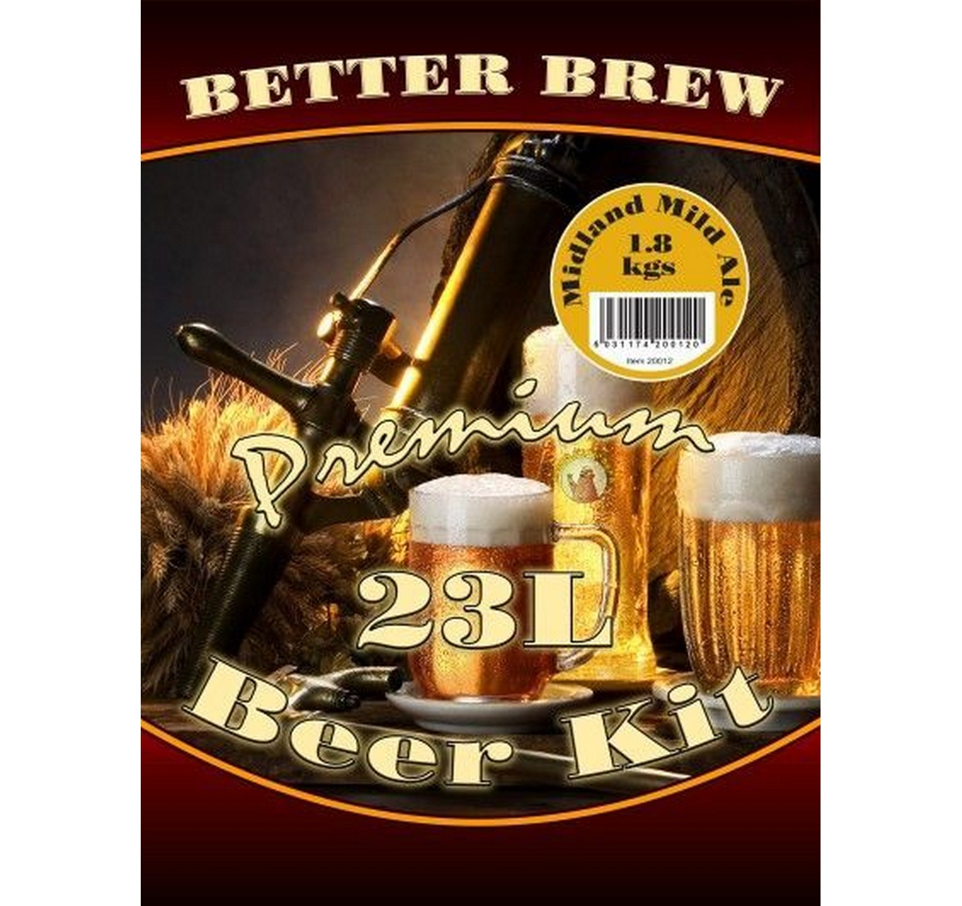 Better Brew Midland Mild Kit