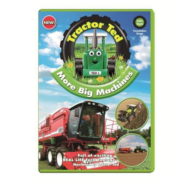 More Big Machines DVD