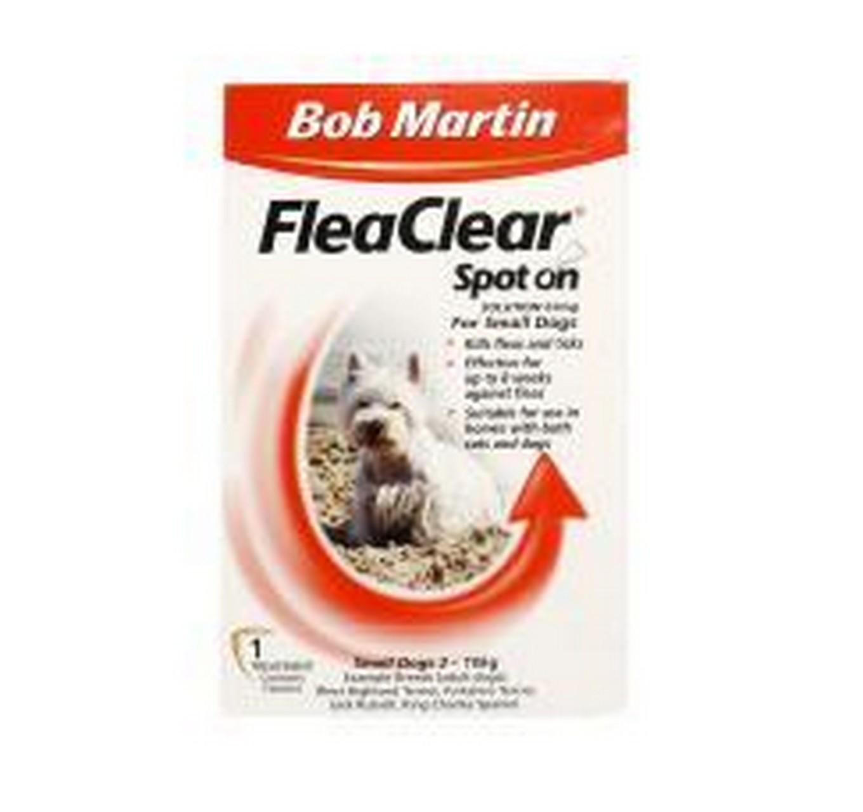 FleaClear Spot-On Small Dog