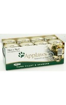 Applaws Tuna & Seaweed 70g