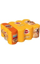 Pedigree Can In Jelly 12x385g