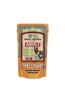 JW Adult Turkey Pouch 150g