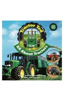 All About Tractors Book