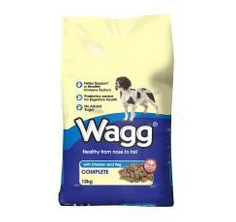 Wagg Chicken & Veg 12kg