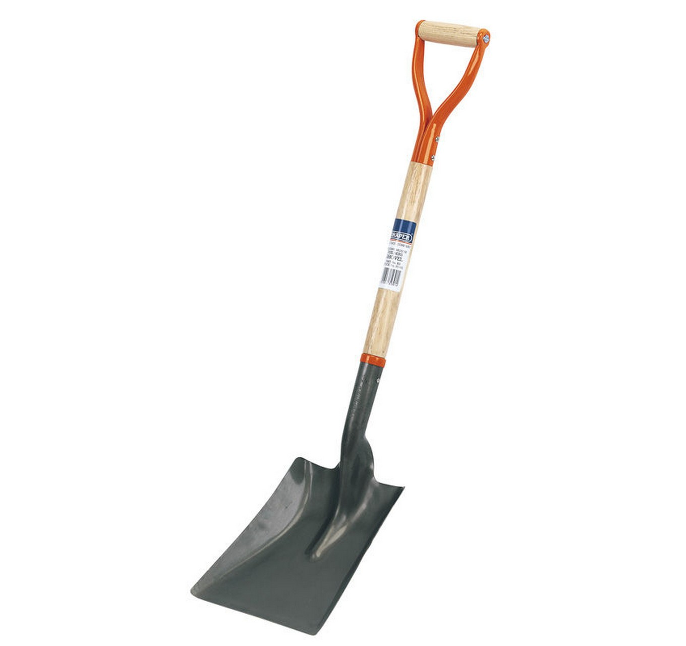 Square Mouth Builders Shovel
