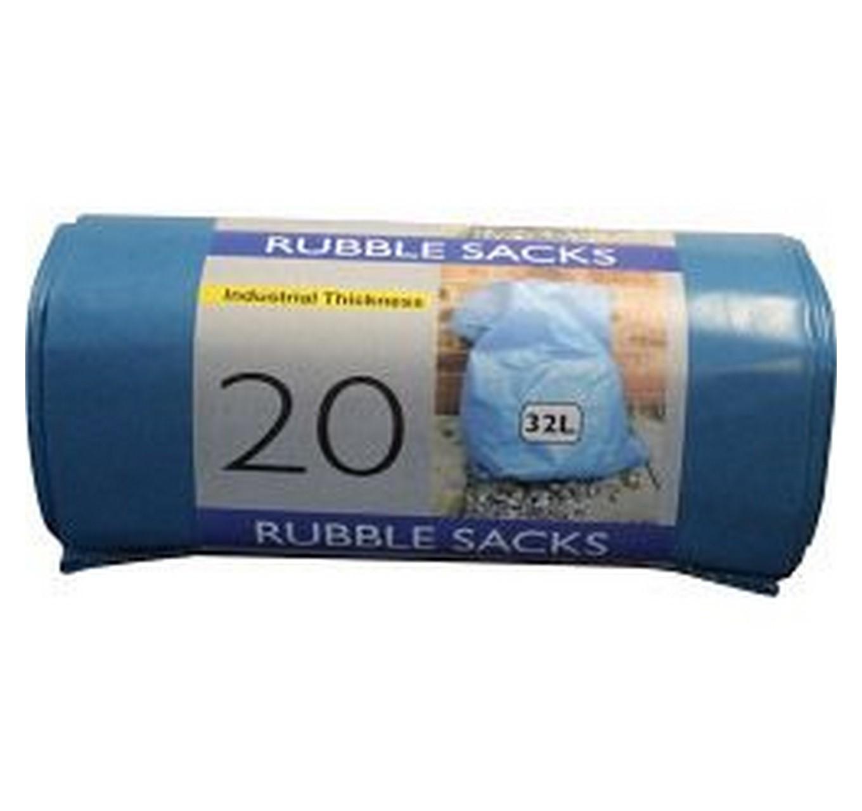 Rubble Sacks - 20 Pack