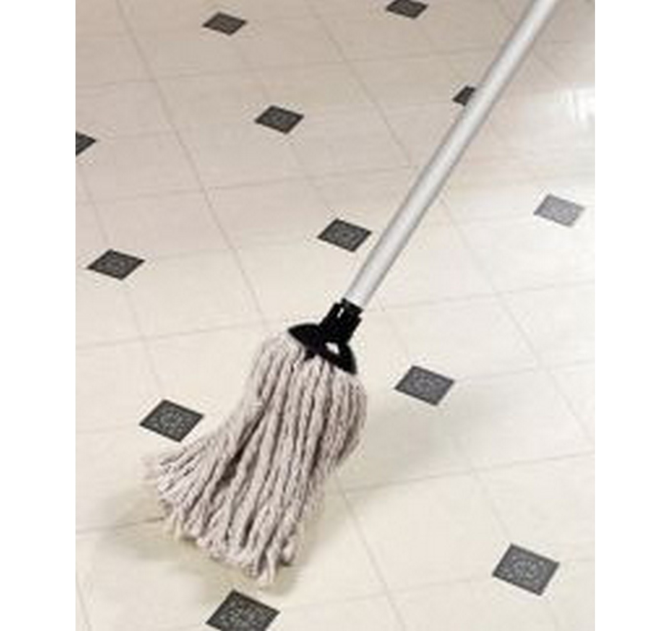 Cotton Mop With Metal Handle