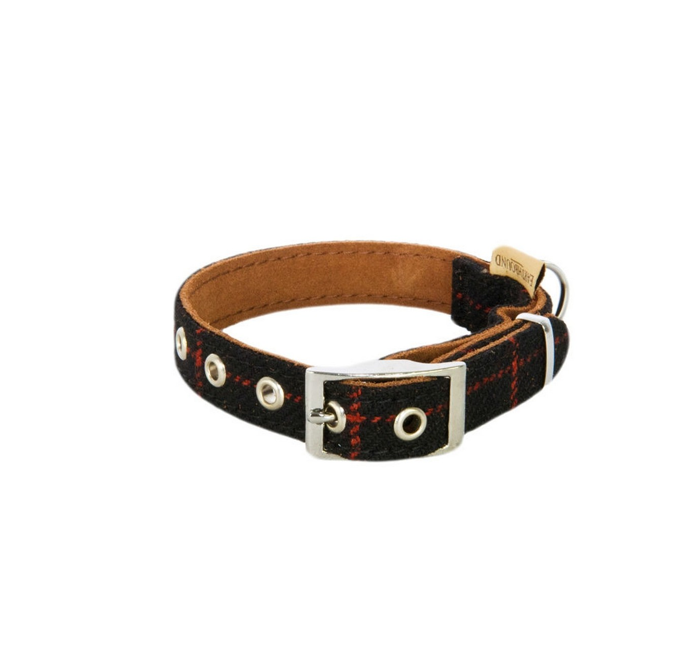 Tweed Black Collar 20-24