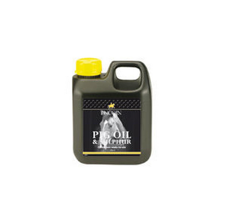 Pig Oil & Sulphur 1L