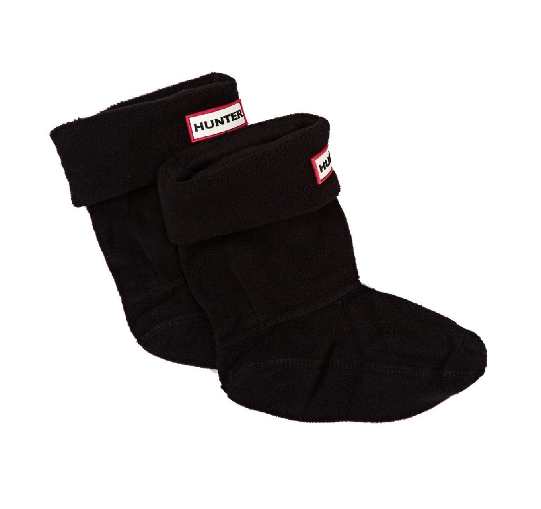 Kids Welly Socks Black XXS