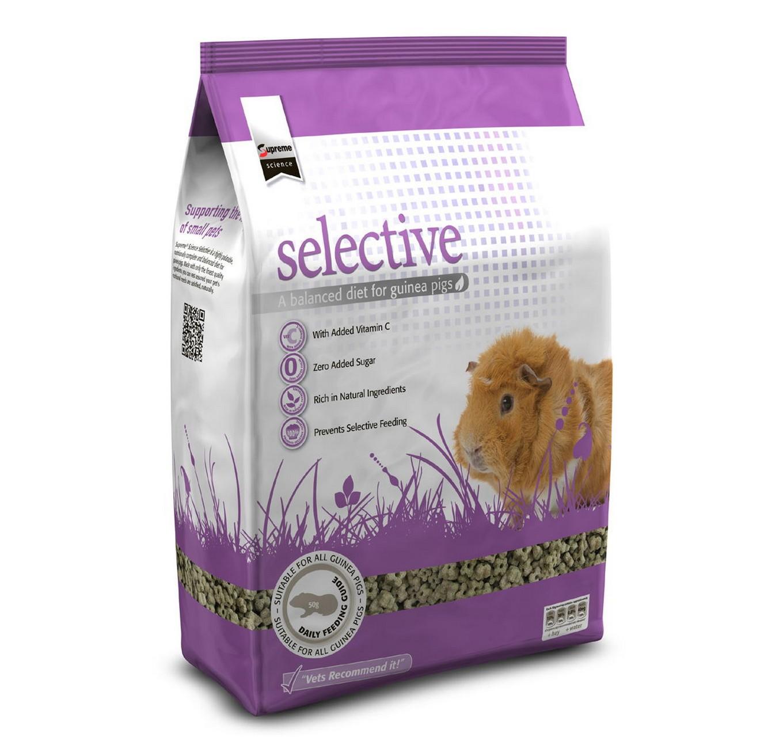 Selective Guinea Pig 3kg