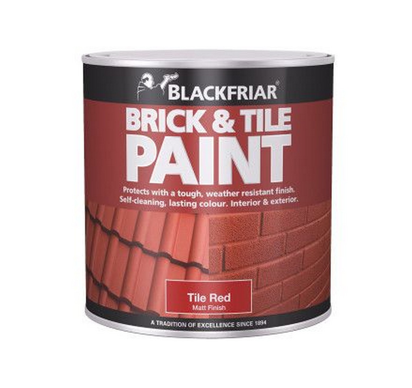 Brick & Tile Paint 500ml