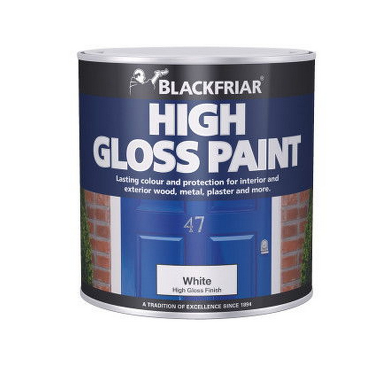 White High Gloss Paint 250ml