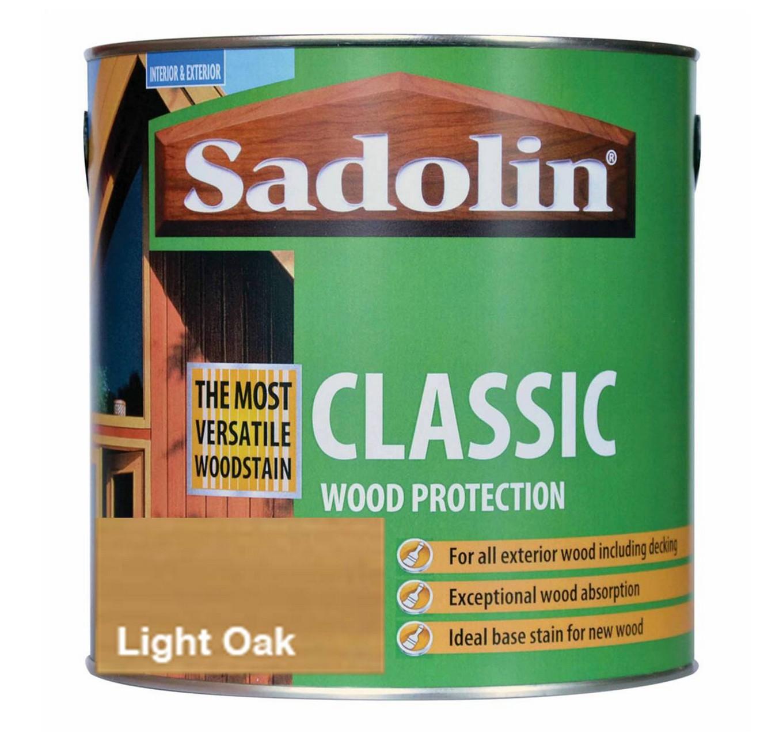 Sadolin Light Oak 1L