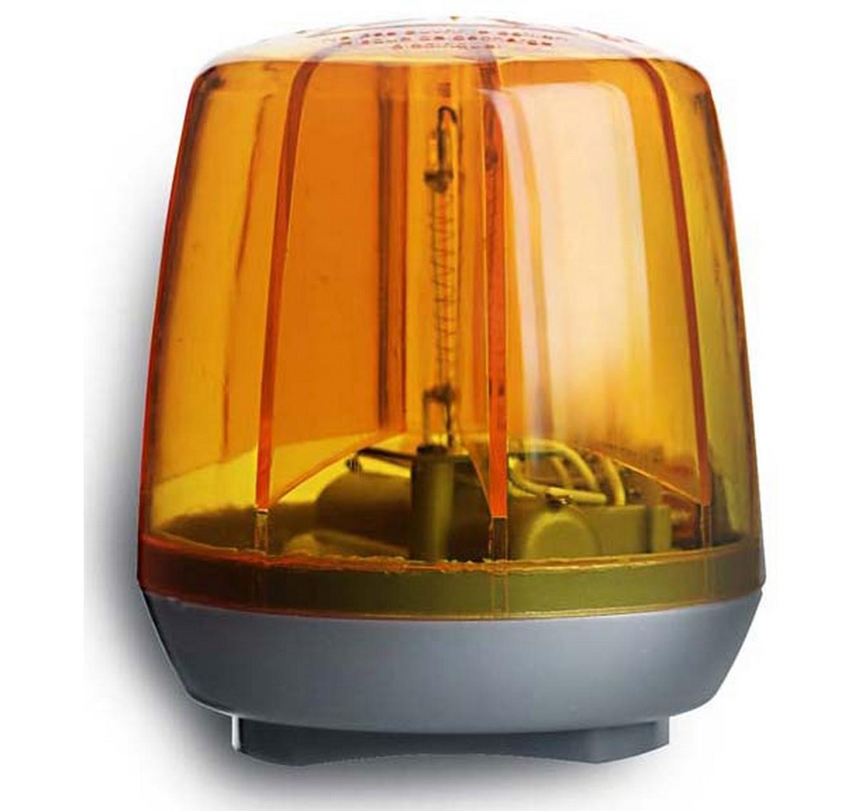 Orange Warning Beacon