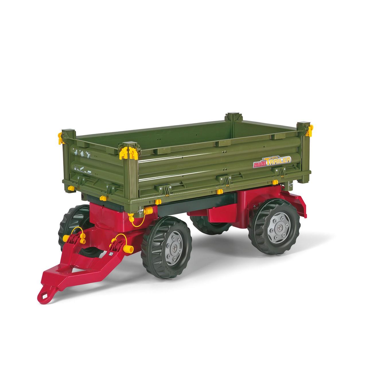 Multi-Trailer - 2 Axle Green