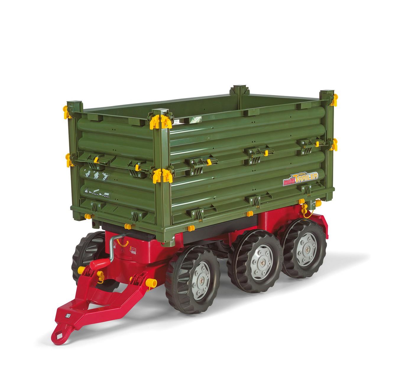 Multi-Trailer - 3 Axle Green