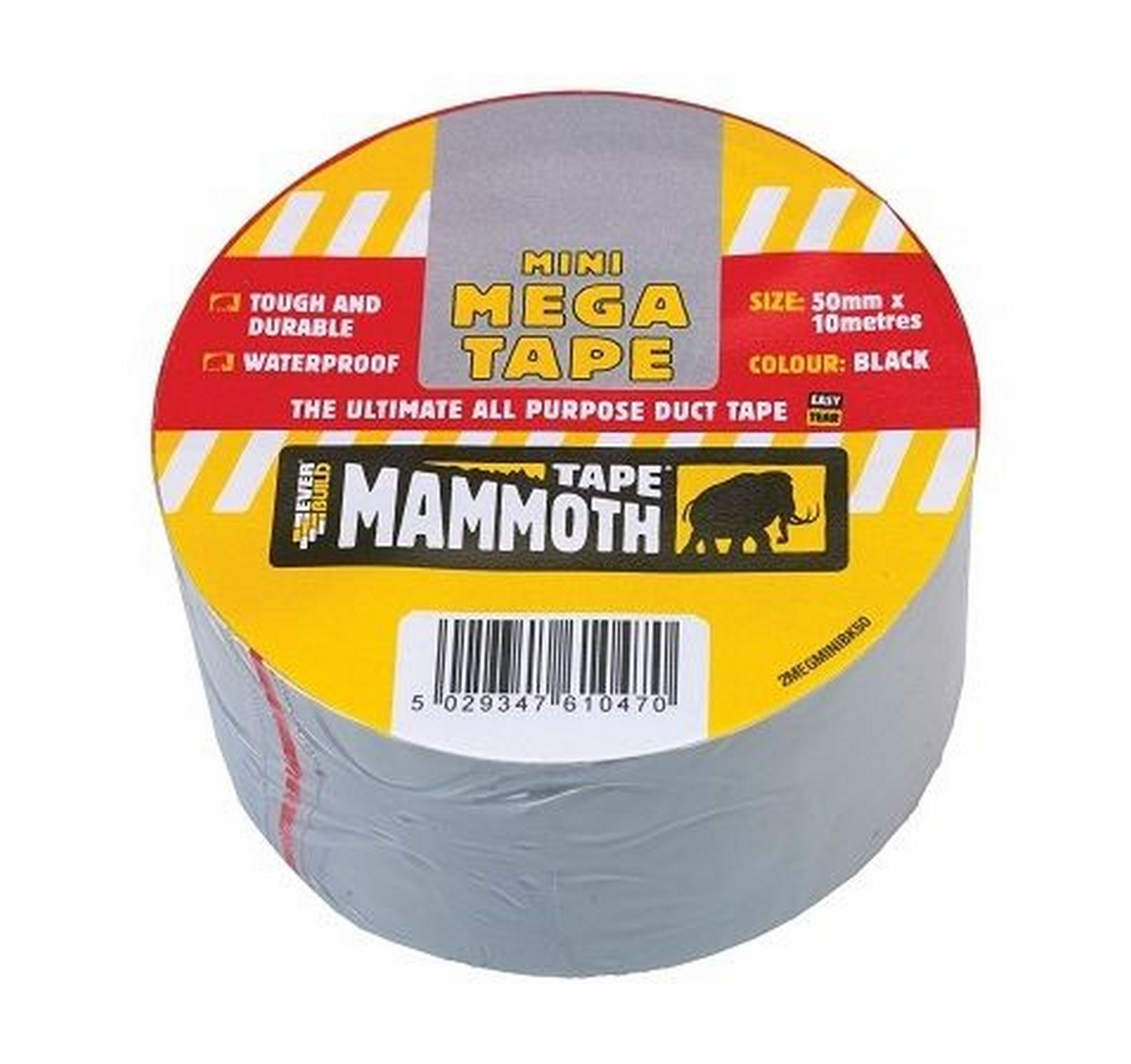 Silver Duct Tape 50mx50mm