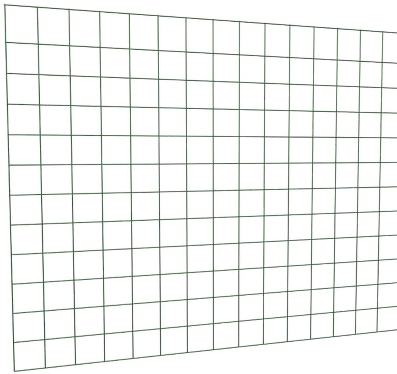 Handymesh Panel 13mmx25mm